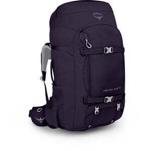 Osprey Fairview Trek 70 Rucksack Damen amulet purple amulet purple