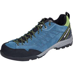 Scarpa Epic Shoes Herren lakeblue/lime lakeblue/lime