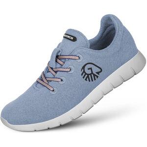 Giesswein Merino Wool Runners Damen himmelblau himmelblau