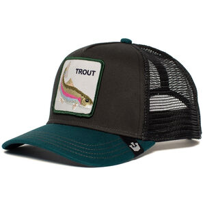 Goorin Bros. Trout Trucker Cap black black