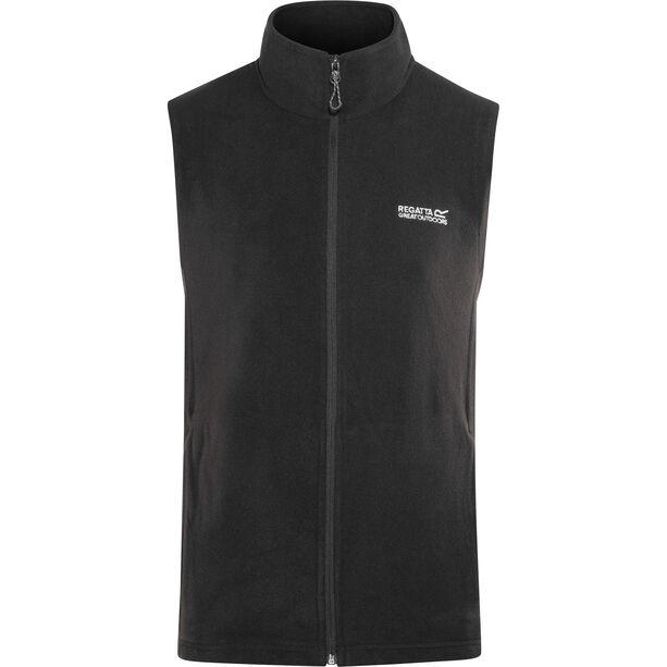 Regatta Tobias II Bodywarmer Vest Herren black/black
