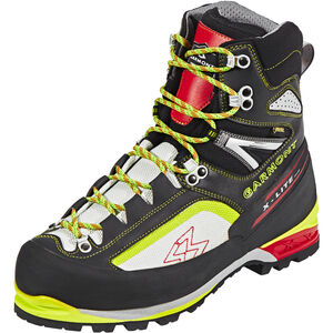 Garmont Icon Plus GTX Mountaineer Boots Herren black/acid green black/acid green