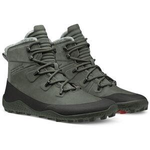 Vivobarefoot Tracker Snow Schuhe Herren dark grey dark grey