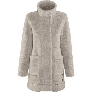 Bergans Oslo Wool LooseFit Jacket Damen grey mel grey mel