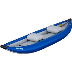 NRS Star Outlaw II Inflatable Kayak 12