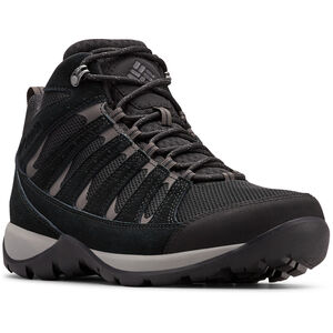 Columbia Redmond V2 WP Mid-Cut Schuhe Herren black/dark grey black/dark grey