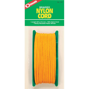 Coghlans Nylon Seil 15m orange orange