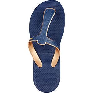 havaianas Casuale Flips Damen navy blue navy blue
