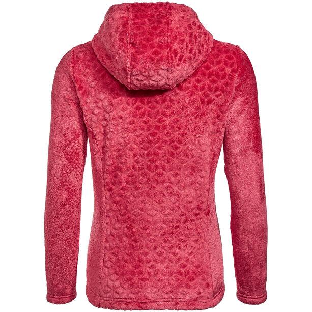 VAUDE Skomer Soft Fleece Jacke Damen bright pink