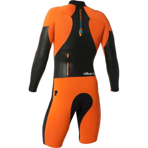 blueseventy Alliance Swimrun Wetsuit Herren orange