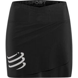 Compressport Racing Overskirt Damen black black