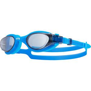 TYR Vesi Goggles Herren smoke/blue smoke/blue
