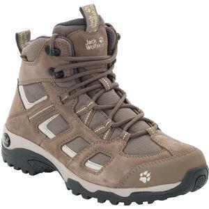 Jack Wolfskin Vojo Hike 2 Texapore Mid Shoes Damen siltstone siltstone