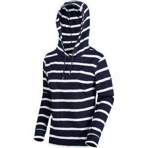 Regatta Magdelina Hoodie Damen navy/white stripe navy/white stripe