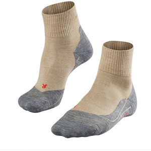 Falke TK5 Short Trekking Socks Damen nature melange