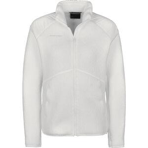Mammut Innominata Pro ML Fleecejacke Damen bright white bright white