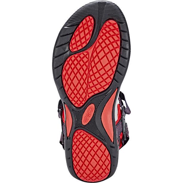 CMP Campagnolo Hamal Hiking Sandals Damen red fluo