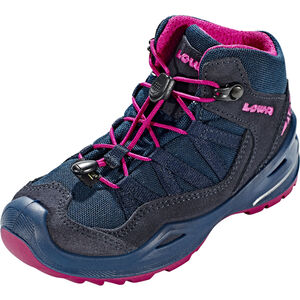 Lowa Robin GTX QC Shoes Kinder navy/berry navy/berry