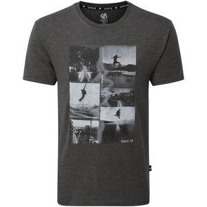 Dare 2b Token T-Shirt Herren charcoal grey marl charcoal grey marl