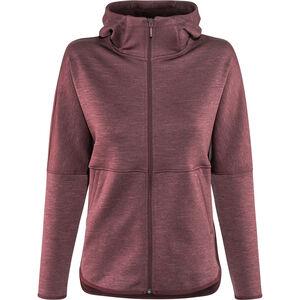 The North Face Cozy Slacker Full-Zip Jacket Damen fig heather fig heather