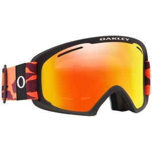 Oakley O Frame 2.0 Pro XL Schneebrille Herren orange/fire iridium&persimmon orange/fire iridium&persimmon