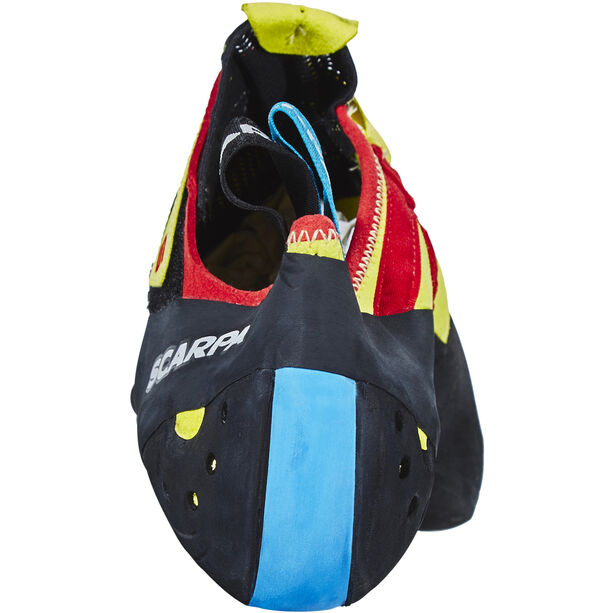 Scarpa Furia S Climbing Shoes parrot/yellow