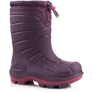 Viking Footwear Extreme Boots Kinder purple/fuchsia purple/fuchsia