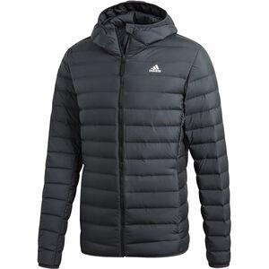 adidas TERREX Varilite Soft Kapuzen-Daunenjacke Herren carbon carbon