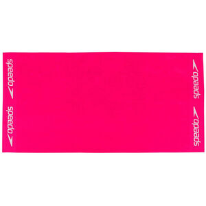 speedo Leisure Towel 100x180cm rasperry fill rasperry fill