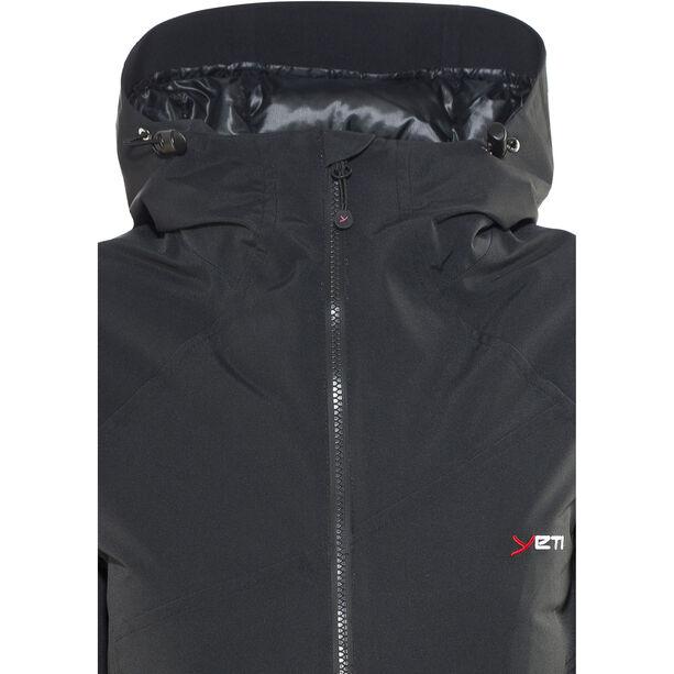Yeti Rhonga Hardshell Down Jacket Damen black