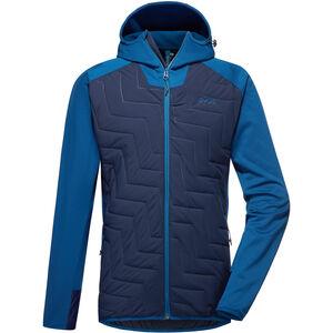 PYUA Snug-Y 2.0 Jacket Herren poseidon blue-navy blue poseidon blue-navy blue