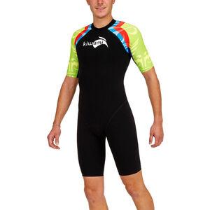KiWAMi Aqua Rush Speedsuit black/rainbow black/rainbow