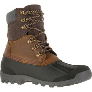 Kamik Hudson 5 Schuhe Herren dark brown dark brown