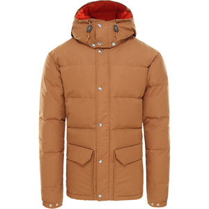 The North Face Sierra Daunenjacke Herren cedar brown/papaya orange cedar brown/papaya orange