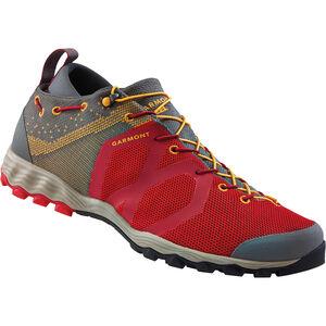 Garmont Agamura Knit Shoes Herren grey/red grey/red