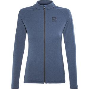 66° North Sandvik Jacket Damen blue/black blue/black