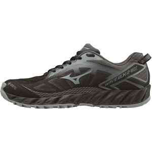 Mizuno Wave Ibuki 2 GTX Laufschuhe Damen black/monument/dark shadow black/monument/dark shadow