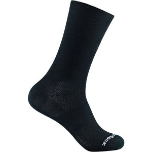 Wrightsock Coolmesh II Crew Socks black