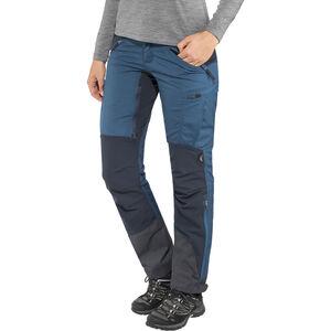 Lundhags Makke Pants Damen petrol/deep blue petrol/deep blue