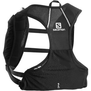 Salomon Agile 2 Backpack Set black black