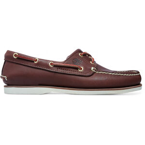 Timberland Classic 2-Eye Boat Shoes Herren medium brown full grain medium brown full grain
