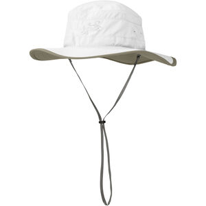 Outdoor Research Solar Roller Sun Hat Damen white/khaki white/khaki