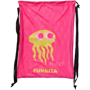 Funkita Mesh Gear Bag you jelly? you jelly?