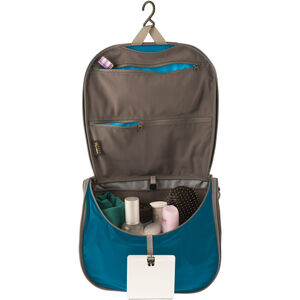 Sea to Summit Hanging Toiletry Bag Large blue/grey blue/grey