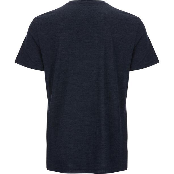 super.natural Everyday T-Shirt Herren navy blazer melange