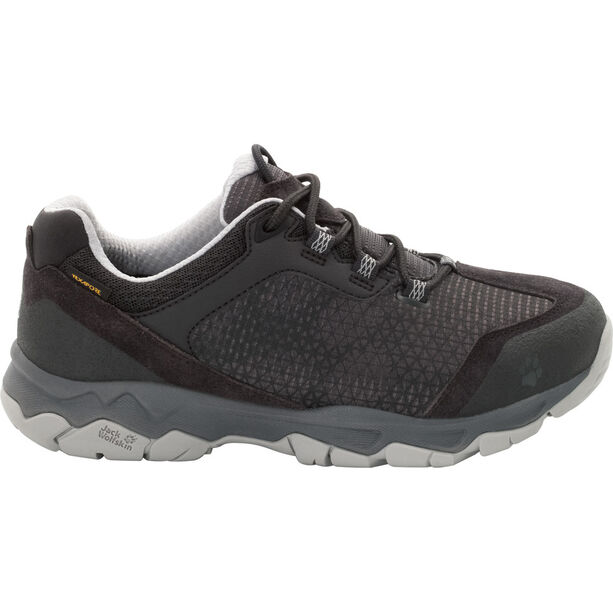 Jack Wolfskin Rock Hunter Texapore Low Shoes Damen phantom