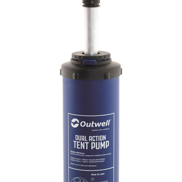 Outwell Dual Action Tent Pump
