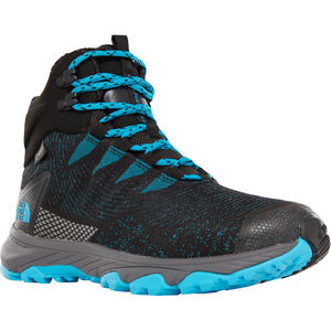 The North Face Ultra Fastpack III Mid GTX Woven Shoes Damen tnf black/meridian blue tnf black/meridian blue