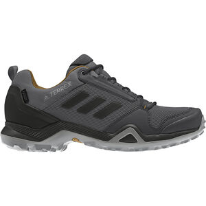 adidas TERREX AX3 GTX Shoes Herren grey five/core black/mesa grey five/core black/mesa