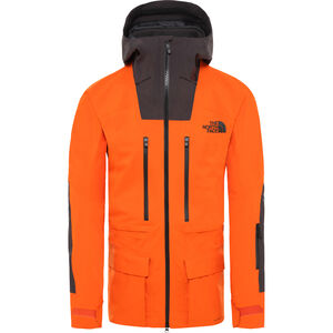 The North Face Ceptor Jacke Herren papaya orange/weathered black papaya orange/weathered black